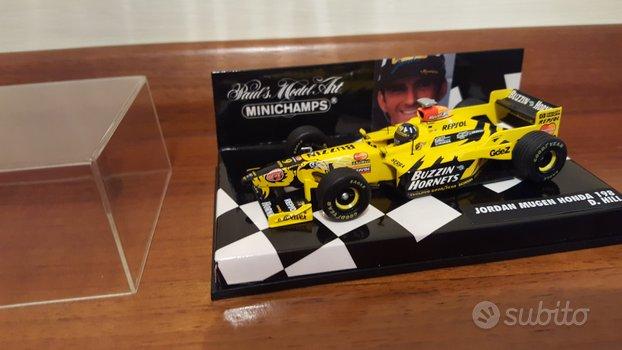 Minichamps Damon Hill Jordan Honda 1998 - 1:43