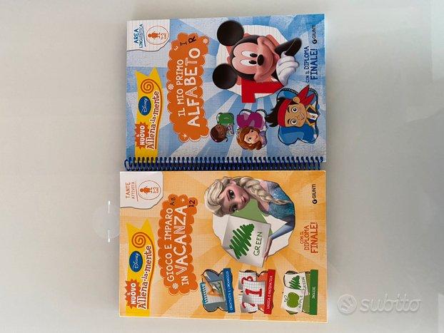 Libri bambini attività dai 3 ai 5 anni
