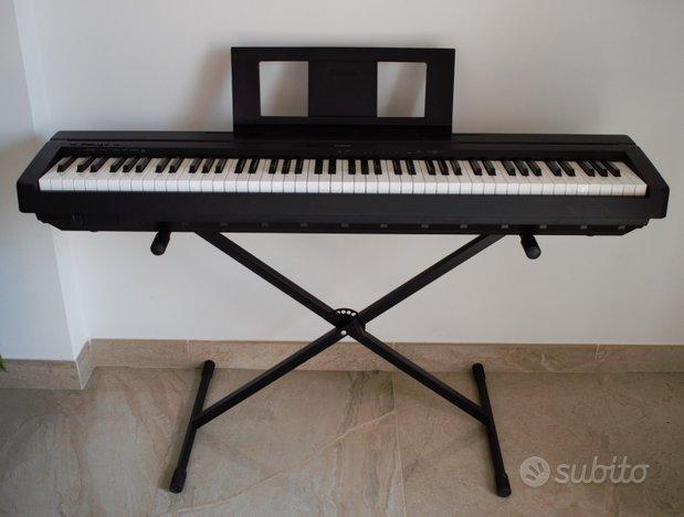 Yamaha Digital Piano P-45B Pianoforte Digitale