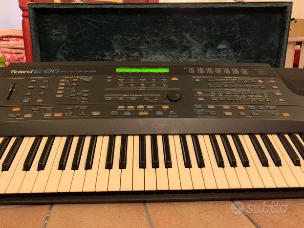 Roland E86 (Synth a Tastiera/Modulari)