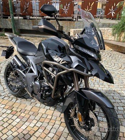 Subito Impresa+ - Motospeed - Zontes 125 U Naked Red