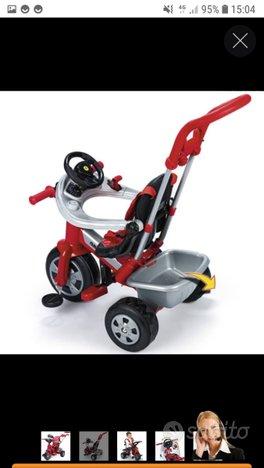 Triciclo Feber Ferrari