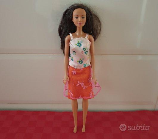 Barbie Mattel Capelli Neri Collezione 2015