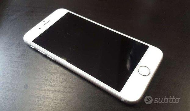 Apple Iphone 6s Bianco 64Gb Con Garanzia