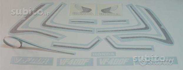 Honda vf400f adesivi
