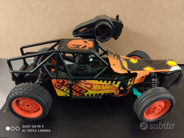 Auto R/c Hot Wheels Stunt Buggy 1 10 ricambi