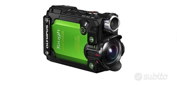 Action cam olympus TG-Tracker
