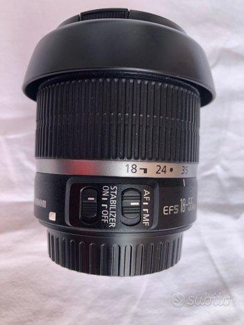 Canon EFS 18-55