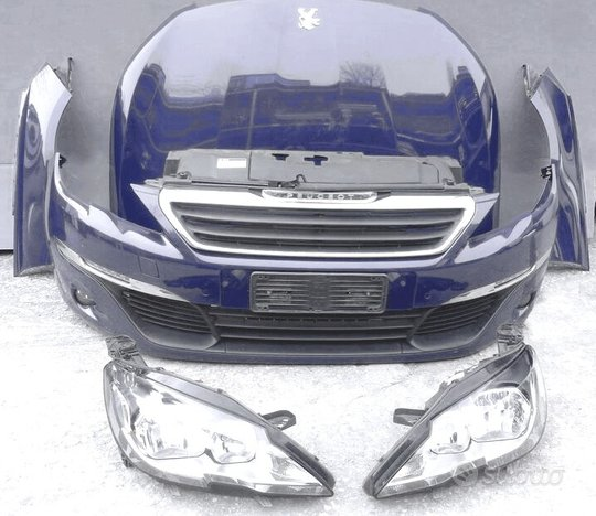 Ricambi peugeot 308 muso + airbag 2013 poi 2 serie
