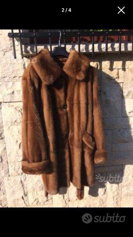Pregiata giacca di pelliccia di visone maschio