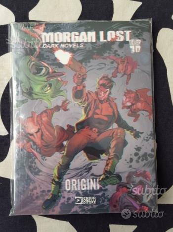 Morgan lost dark novels 3D