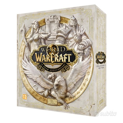 WORLD OF WARCRAFT: 15TH Anniversary Collector's ED