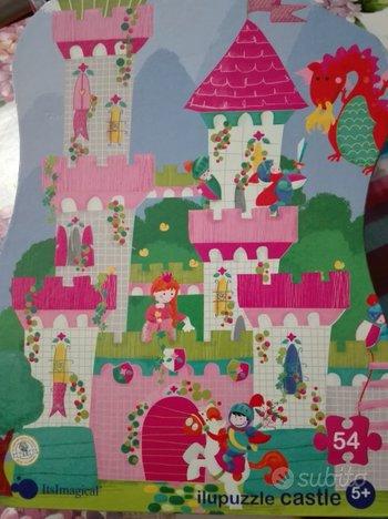 Puzzle Castle itsImagical 54 pezzi