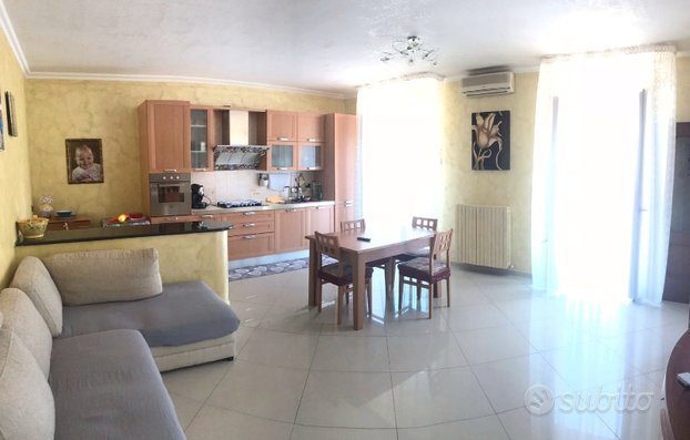 Appartamento indipendente su 2 livelli