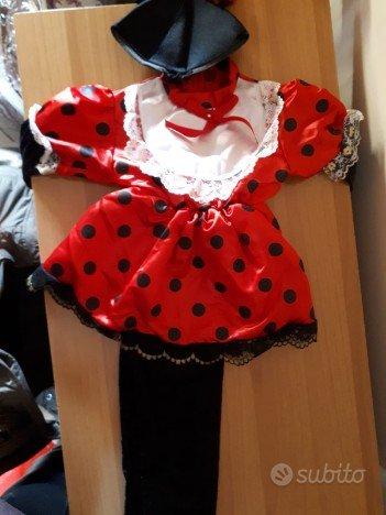Vestitino carnevale di Minnie
