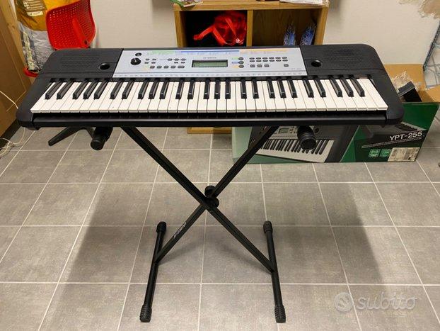 Pianola yamaha + supporto