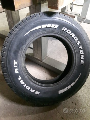 Gomme 215/75 r15