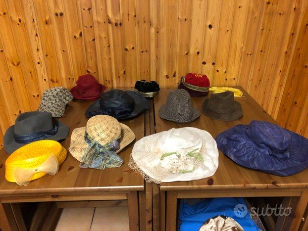 Cappelli vintage per donna e uomo (16 di 23 pezzi)