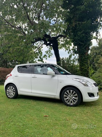 SUZUKI Swift (2010-2017) - 2013