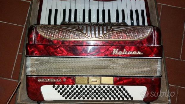 Fisarmonica Hohner 96 bassi perfetta