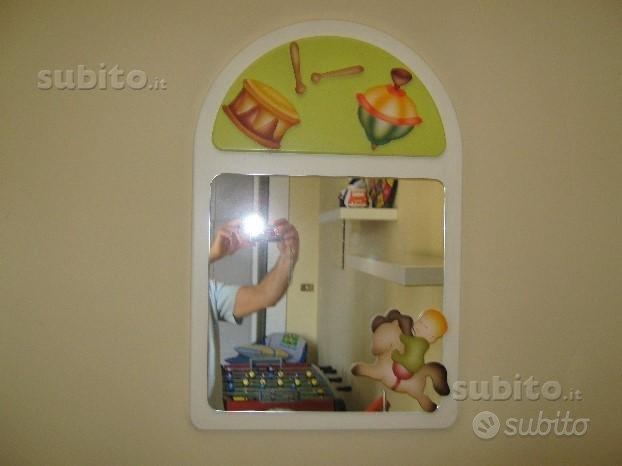 Arredamento camera bambini