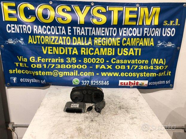 KIT CENTRALINA MOTORE AUDI A2 Serie (8Z) 1400 benz