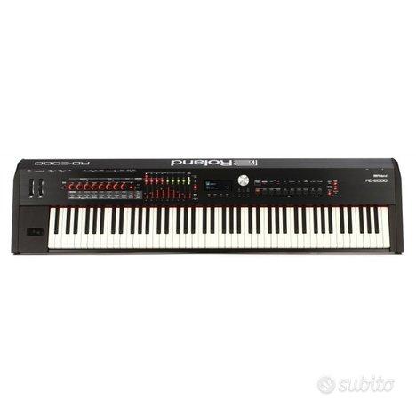 Pianoforte digitale roland rd 2000 (nuovo)