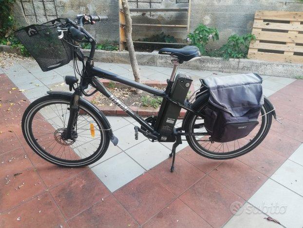 Bicicletta luftek a pedalata assistita