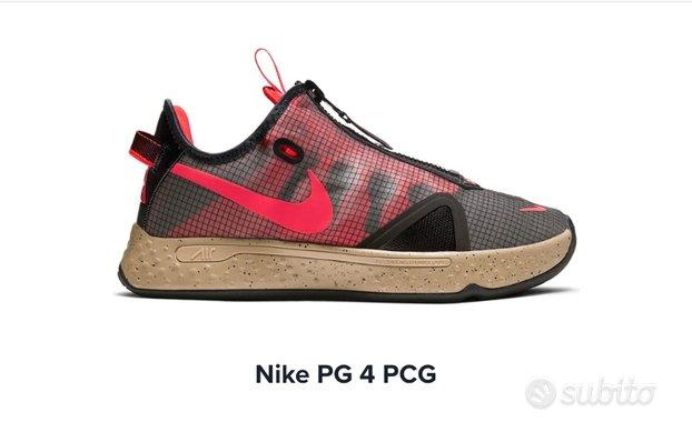 Nike PG 4 PGC taglia 44 nuove, mai indossate