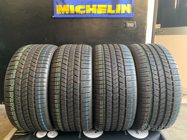 4 gomme 295 35 21 continental invernale