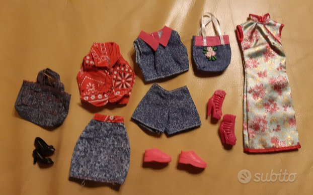 Barbie outfit anni 2000 vari modelli