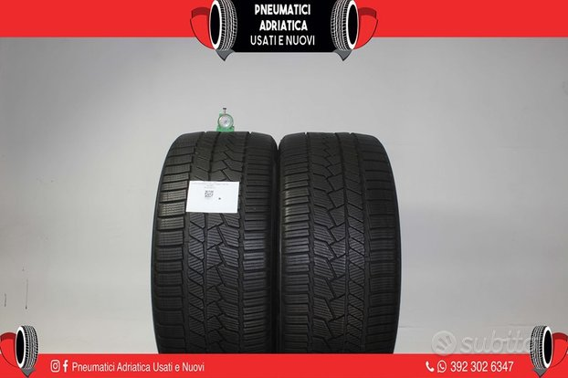Gomme usate 255 35 r 19 continental 2018 invernali