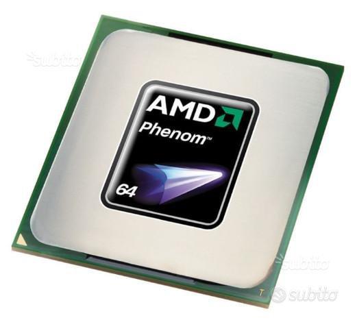 Processore Phenom X3 3x2.3Ghz AM2 Socket CPU