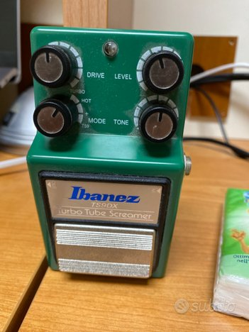 Pedale Ibanez TS9DX