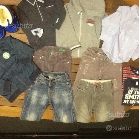 Abbigliamento bambino 12/18mesi + scarpe
