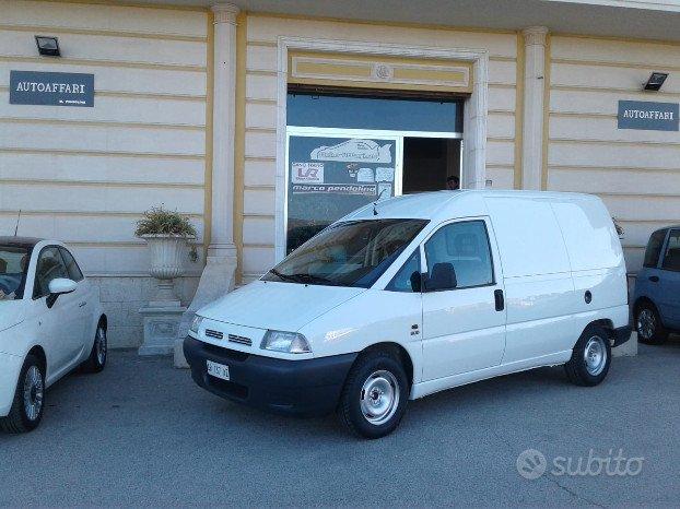 Fiat Scudo 1.9 TD furgone 3 posti