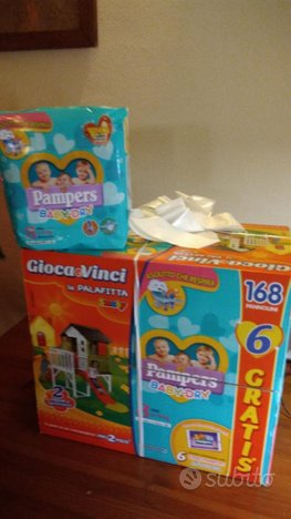235 Pampers 3 Baby Dry