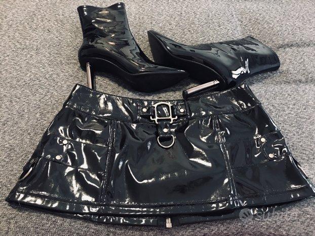 informazioni per dc7e2 e265c Minigonna in latex - Abbigliamento e Accessori In vendita a ...
