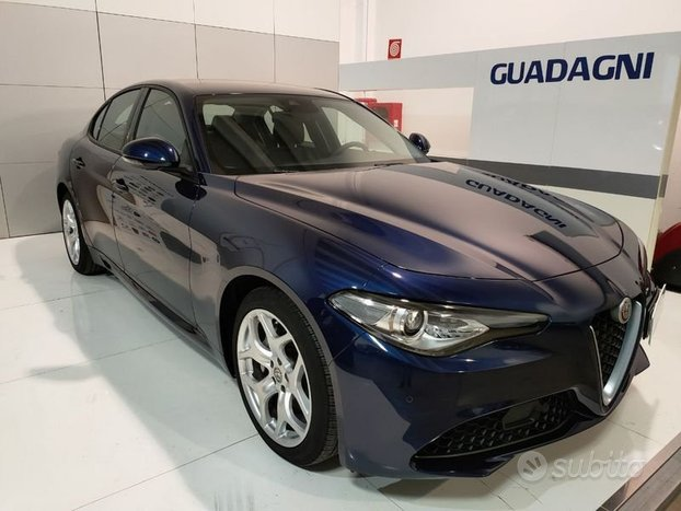 Alfa Romeo Giulia 2.2 T.D. 160CV EXECUTIVE AT...