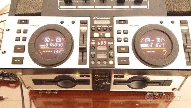 Consolle dj pioneer cmx 5000 da rack