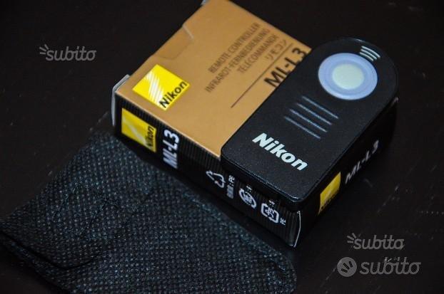 Telecomando NIKON ML-L3 D3300 D5400 D7200 D700