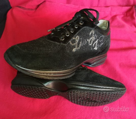 LIU JO GIRL 36 ORIGINALI scarpe donna sneakers