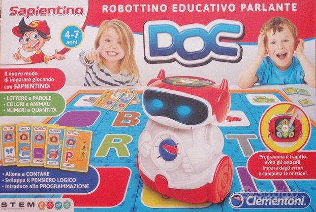 Sapientino - Robottino Educativo Parlante DOC
