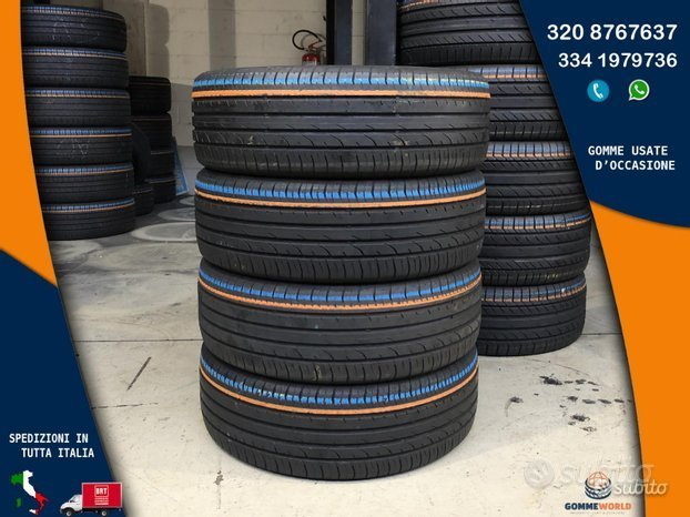 4 gomme 215 55 18 - 95H . Continental