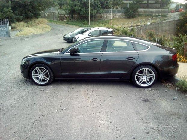 Audi a5 sportback 2.0 143 cv