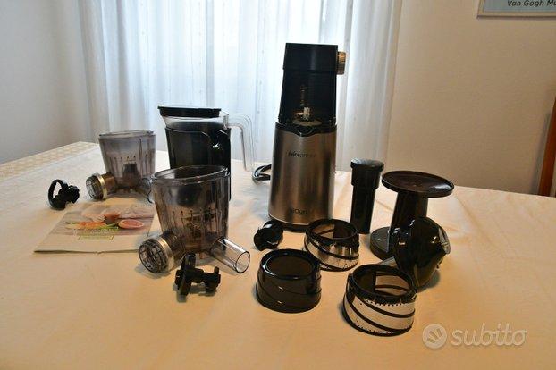 Estrattore Succo JuicepressoFiber Control BPAfree