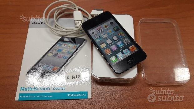 Apple iPod Touch A1367 4th Generazione 8GB Nero