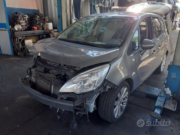 Opel meriva 1.7 cdti 2012
