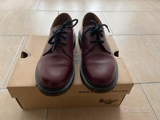 Dr. Martens Smooth Bassi Originali