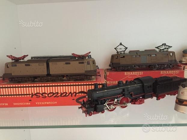 Ritiro Modellini di treni per mia collezione